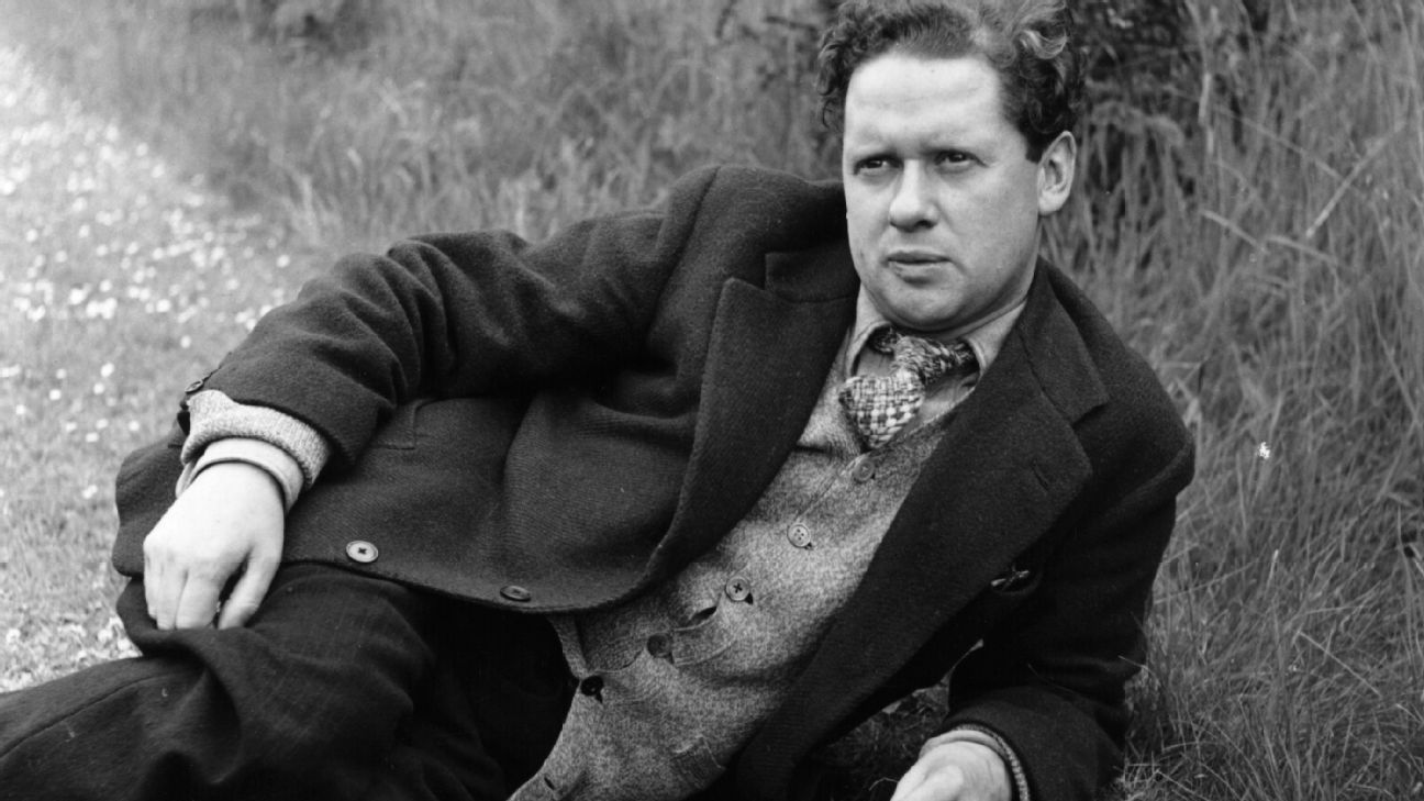 the life and times of author dylan thomas And what the fifth line calls the 'still hour' is the moment when all movement in life looking at death and dylan thomas in respect to the author.