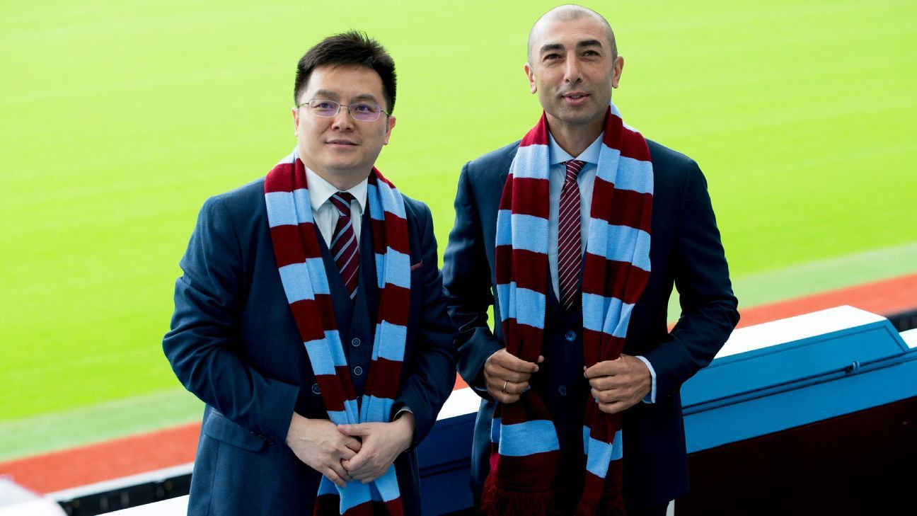 Tony Xia and Di Matteo 160615
