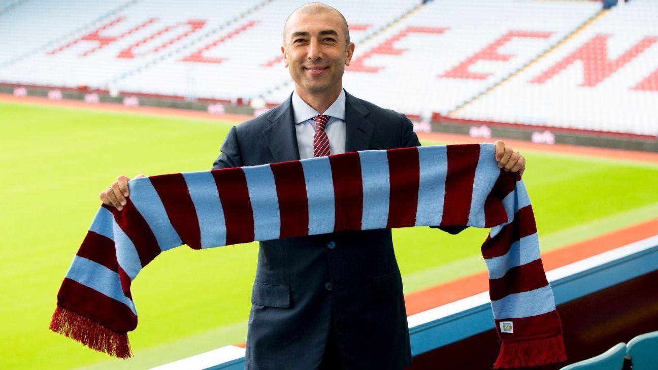 Roberto Di Matteo Aston Villa