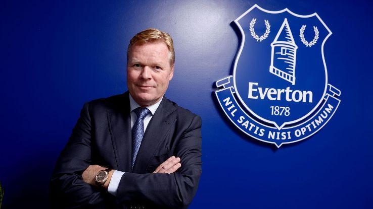 Koeman Everton