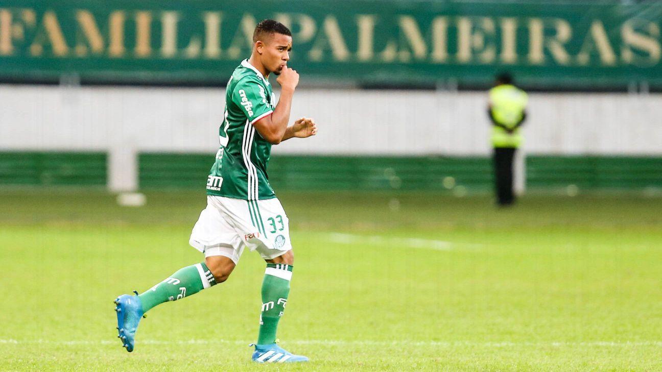 Gabriel Jesus Palmeiras