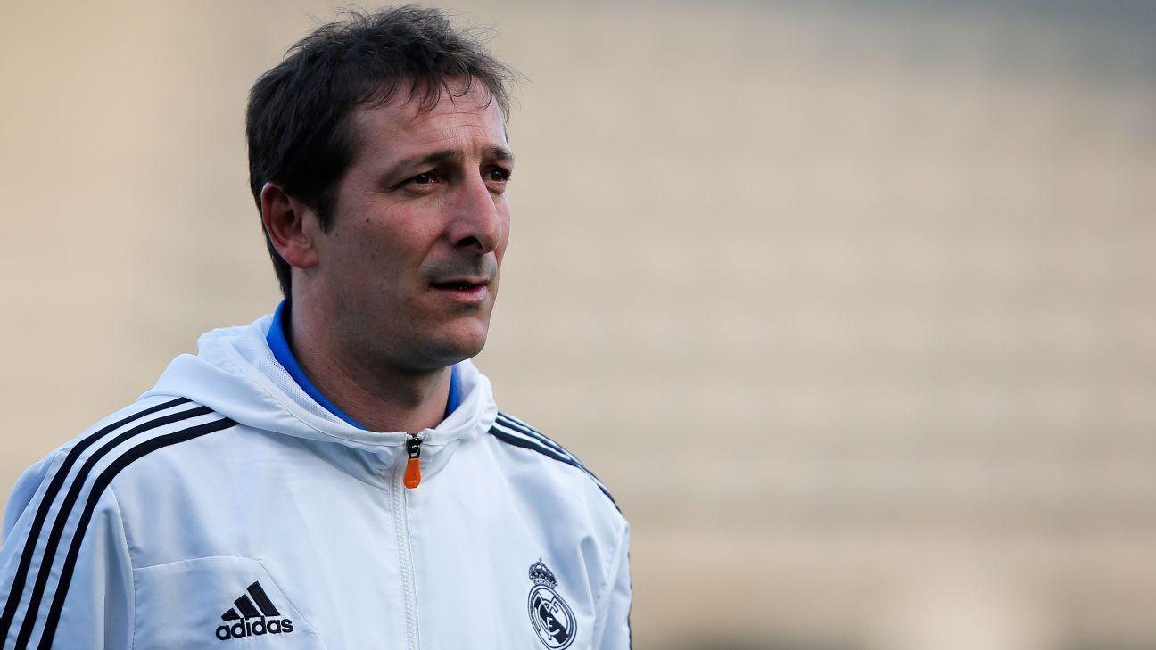 Luis Miguel Ramis Real Madrid Castilla