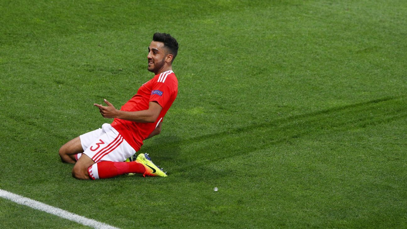 Neil Taylor Wales
