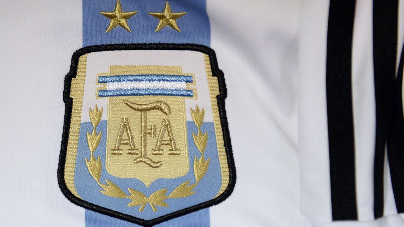 Argentina crest