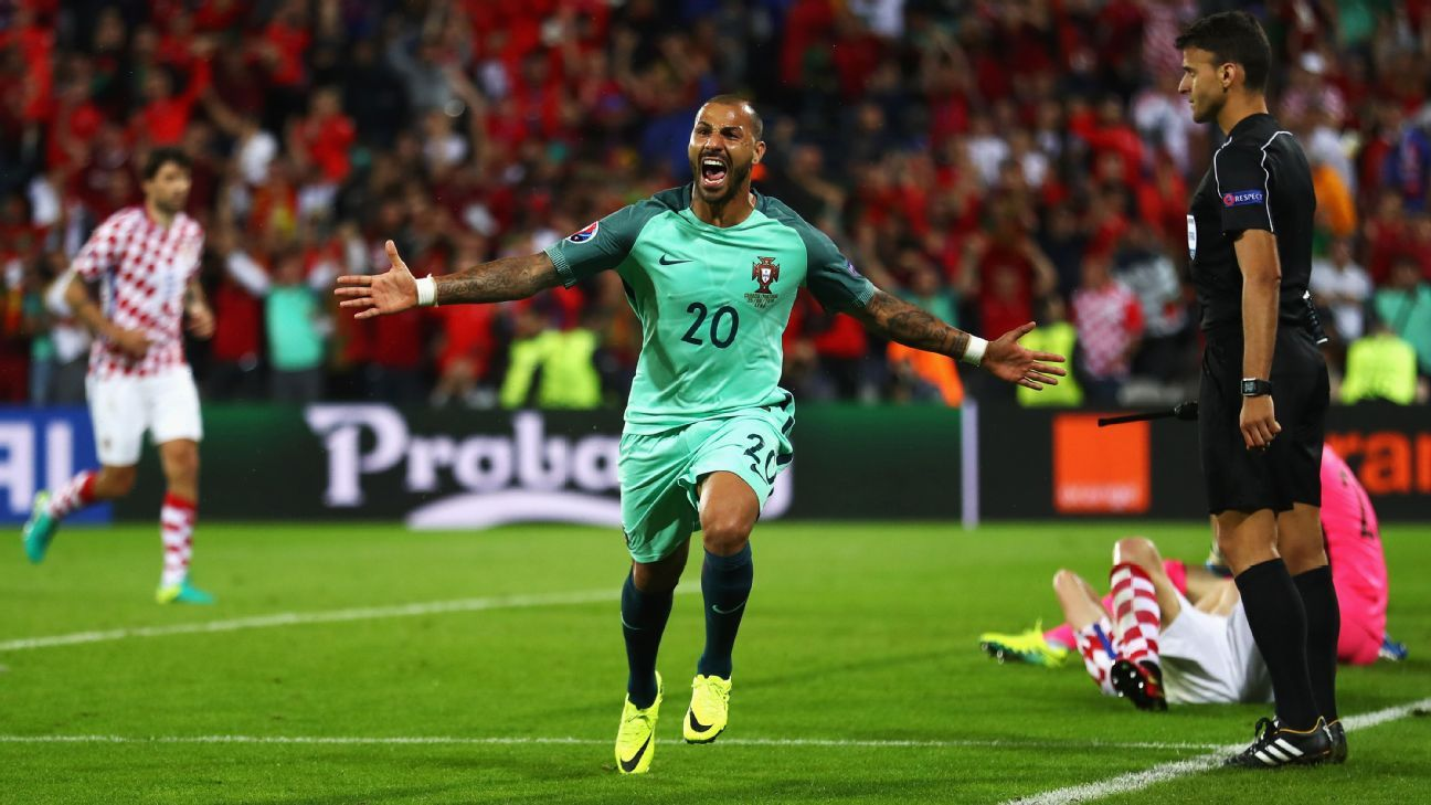 Ricardo Quaresma found the winner in extra time.