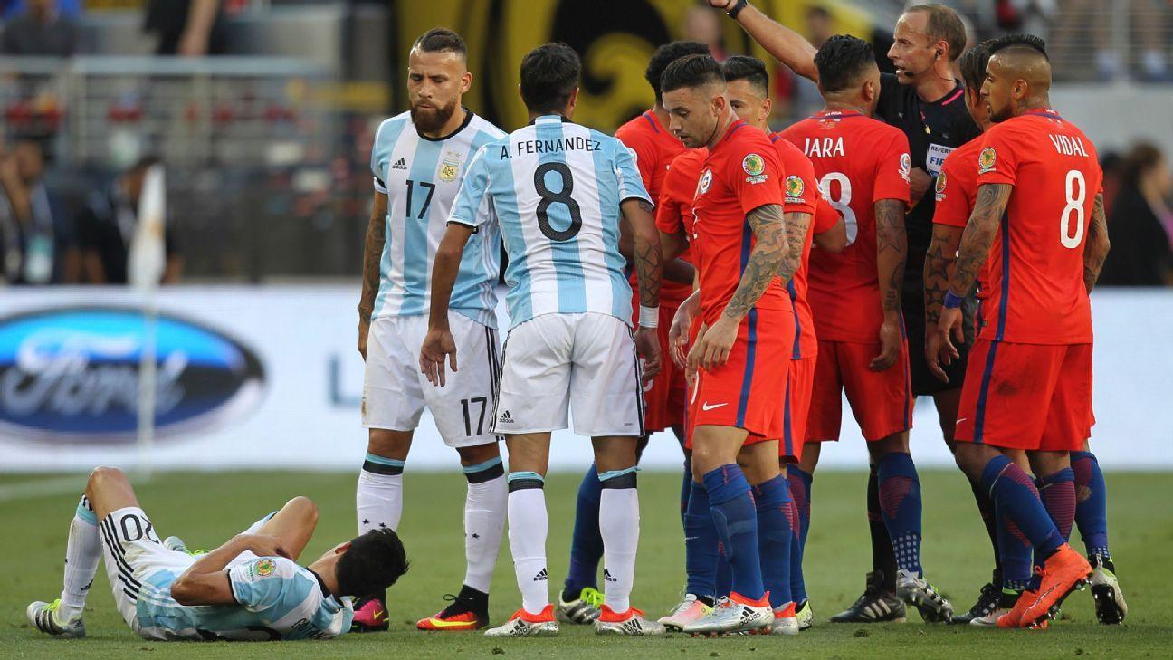 Argentina vs. Chile: Keys to the 2016 Copa America Centenario final