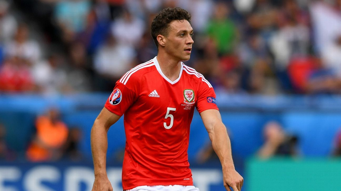 James Chester v Northern Ireland