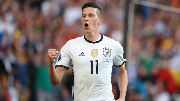 Euro 2016 Julian Draxler thrilled after goal helps Germany ...