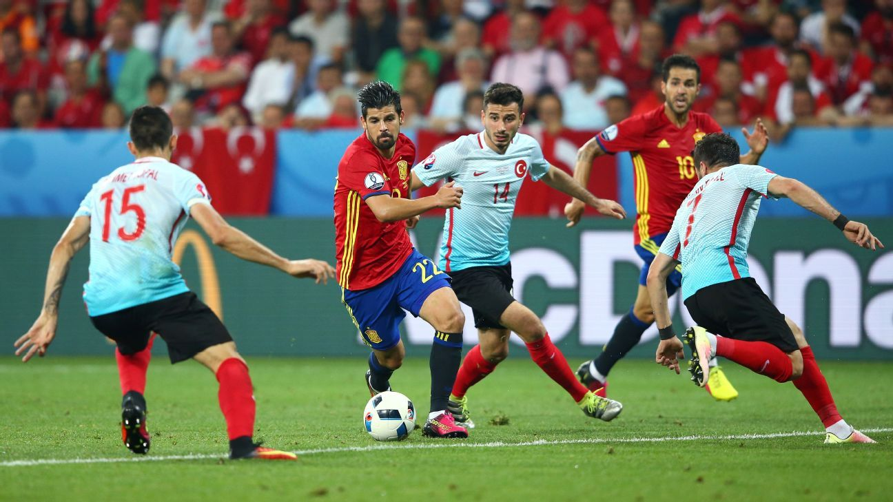 Spain striker Nolito