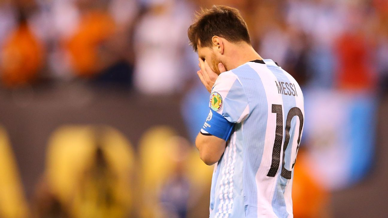FC Daily: Messi quits Argentina; Spain and Italy meet again; and England in action