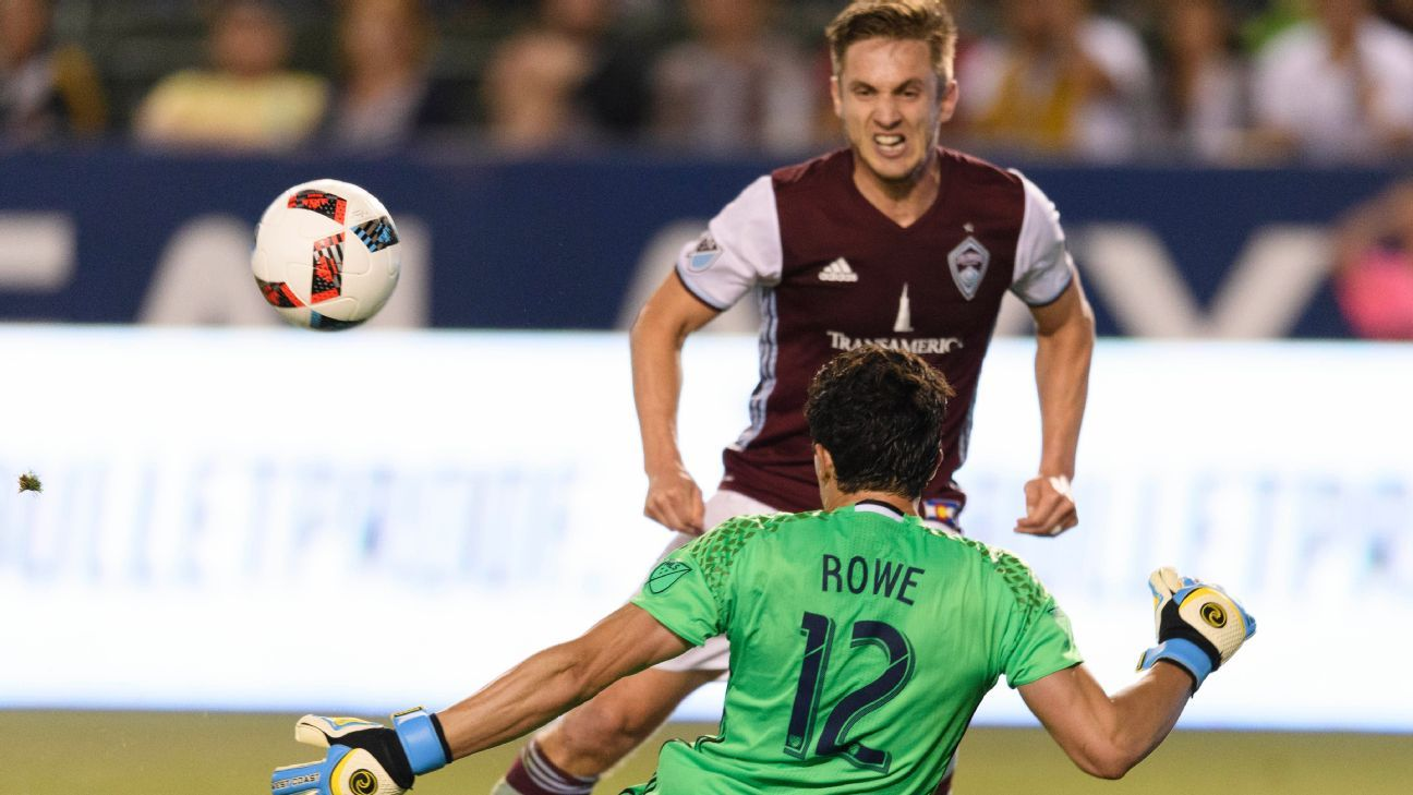 Colorado Rapids' Kevin Doyle retires due to multiple concussions