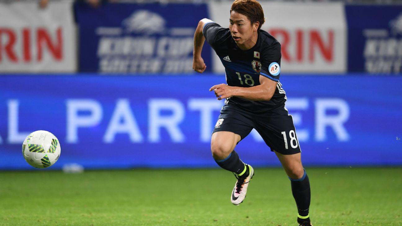 Takuma Asano Japan