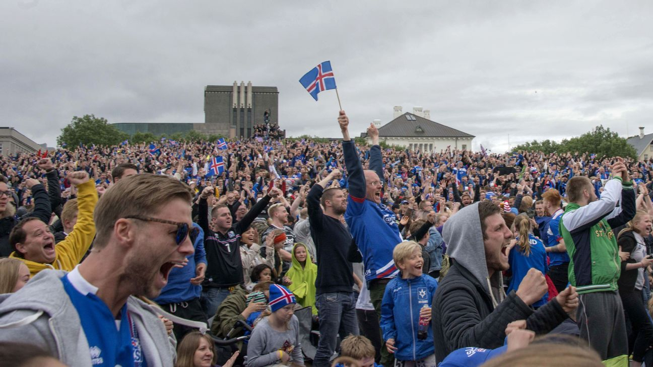 Iceland is set to come to a standstill once again when the national team is in action.