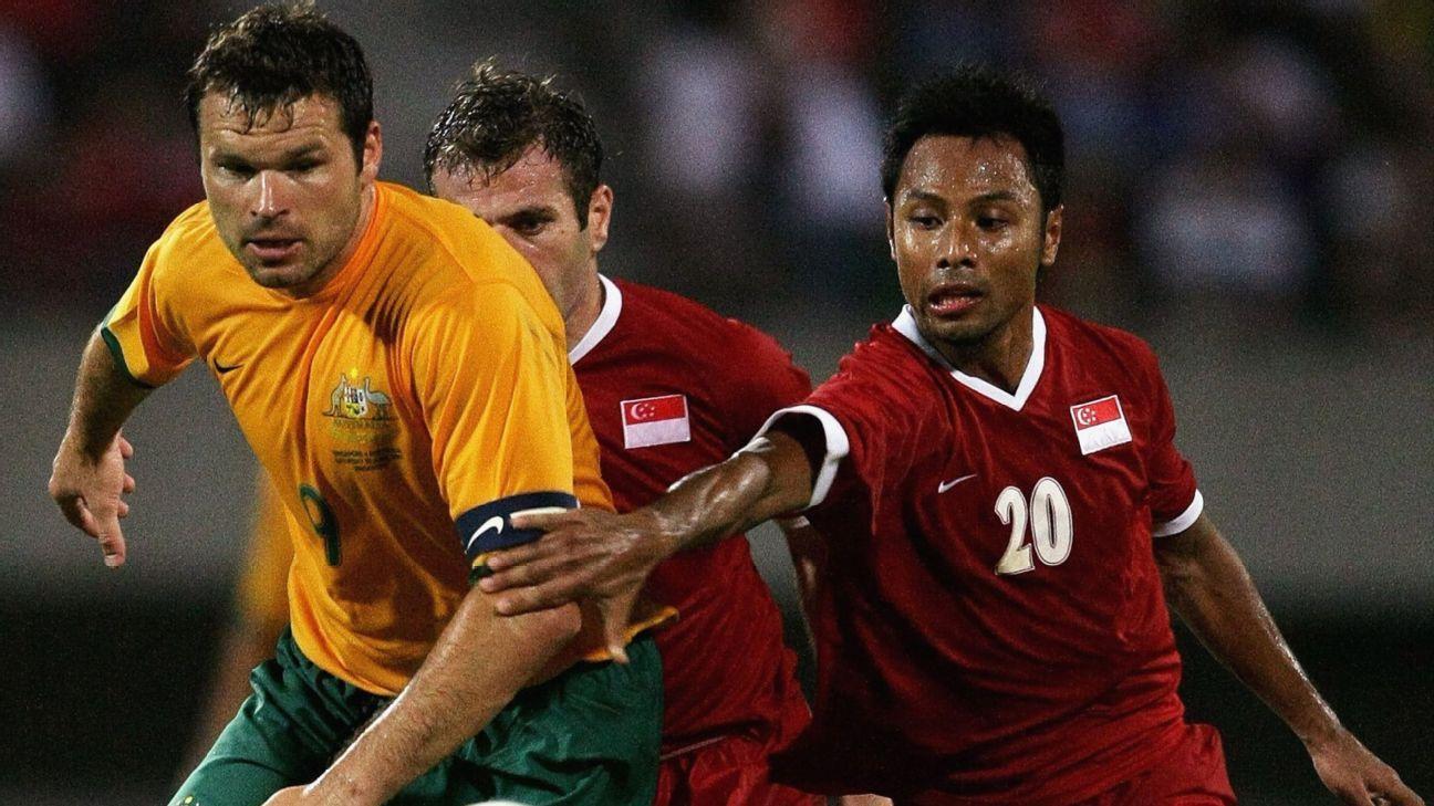Singapore defender Noh Rahman