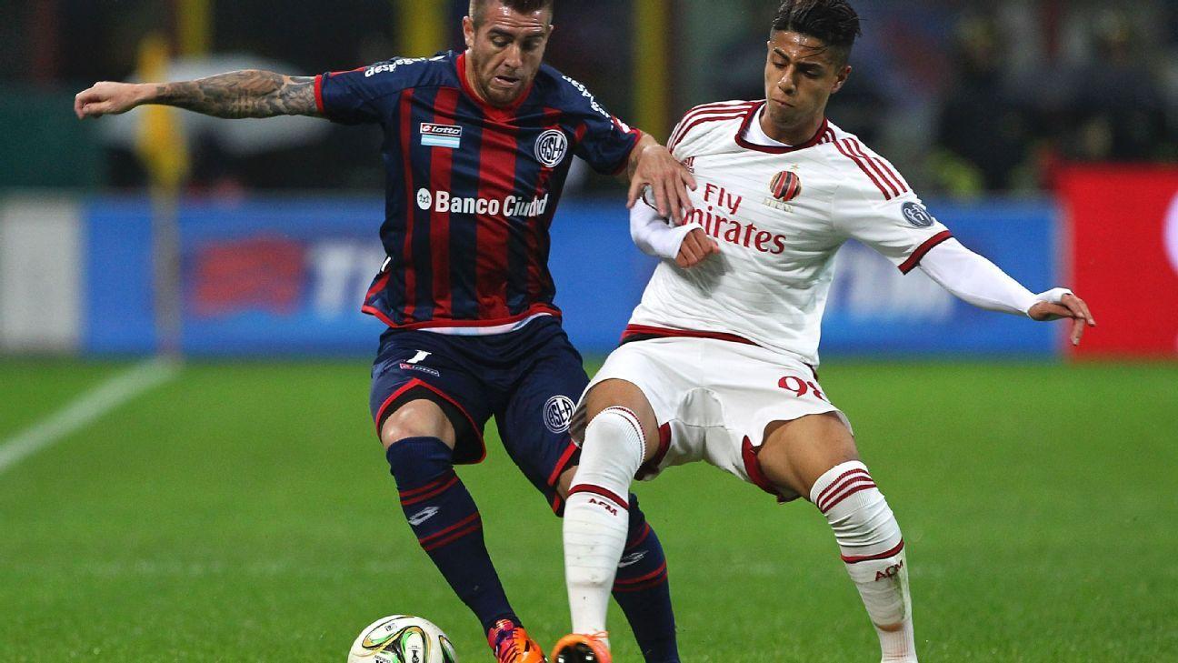 Hachim Mastour AC Milan