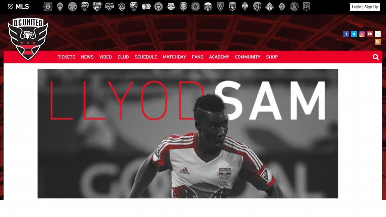 Llyod Sam Screen