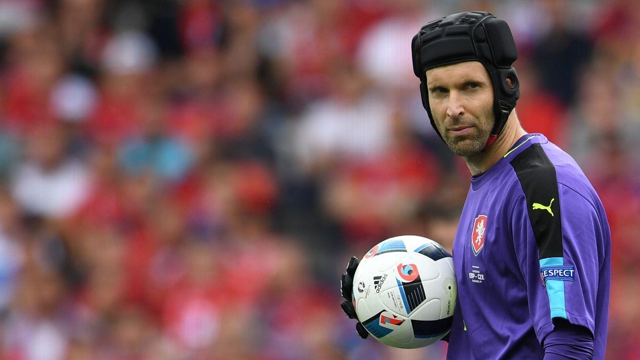 Petr Cech Czech Republic