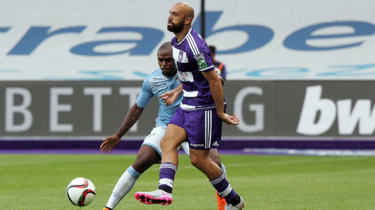 Anthony Vanden Borre Anderlecht