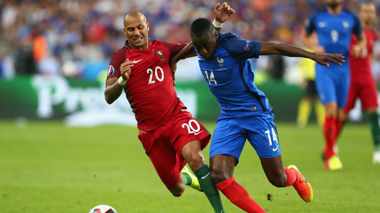 Ricardo Quaresma and Blaise Matuidi