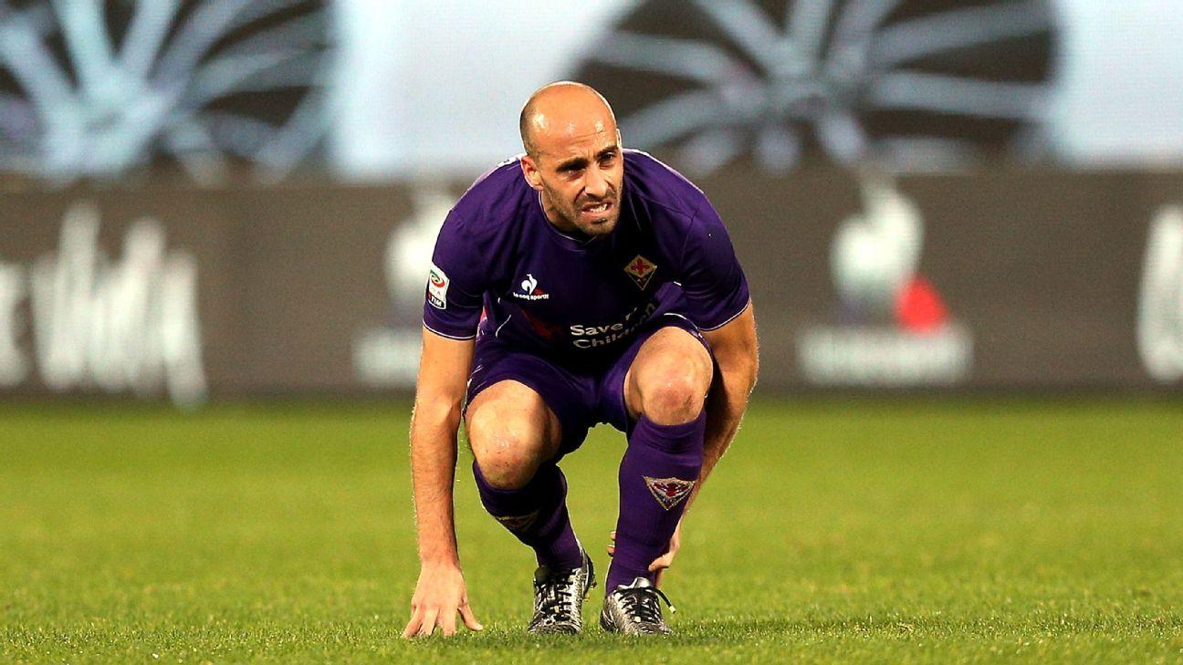 Borja Valero Fiorentina