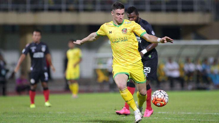 Kedah striker Thiago Augusto Fernandes