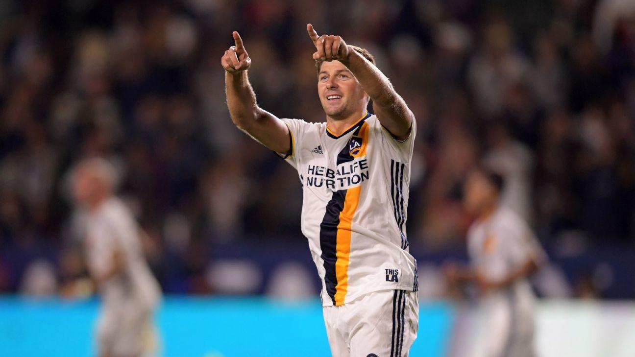 Gerrard celeb vs Dynamo 160715