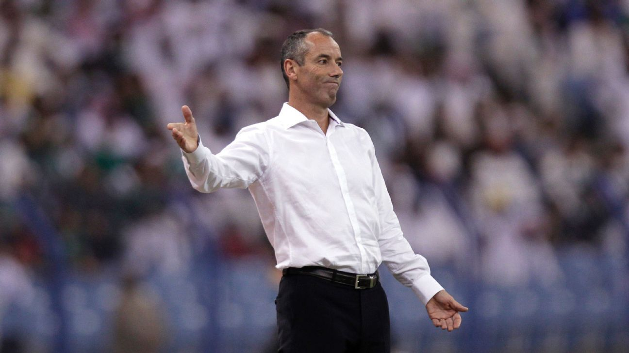 Paul Le Guen new Nigeria manager