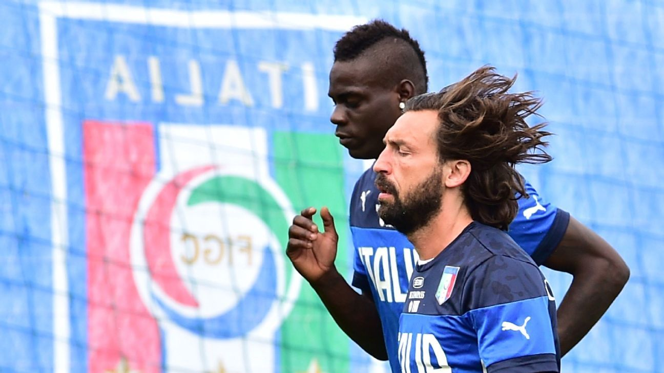 Pirlo and Balotelli