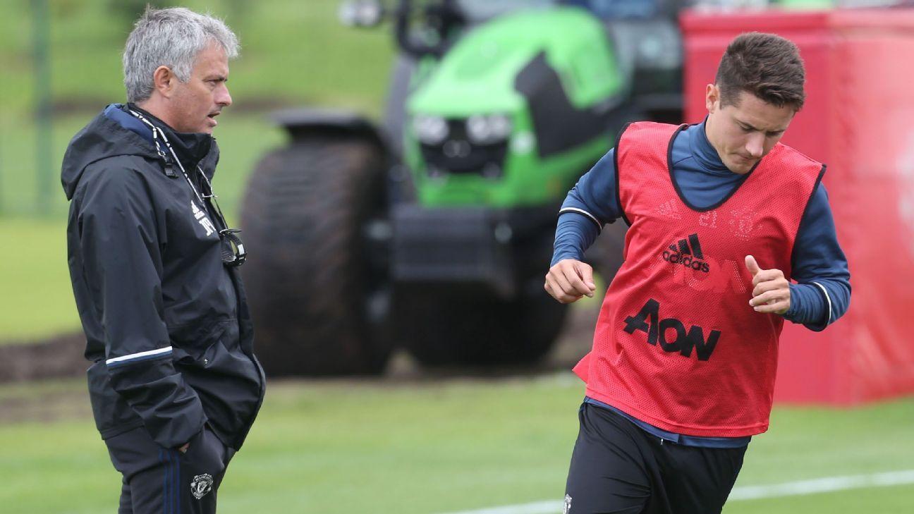 Mourinho and Herrera