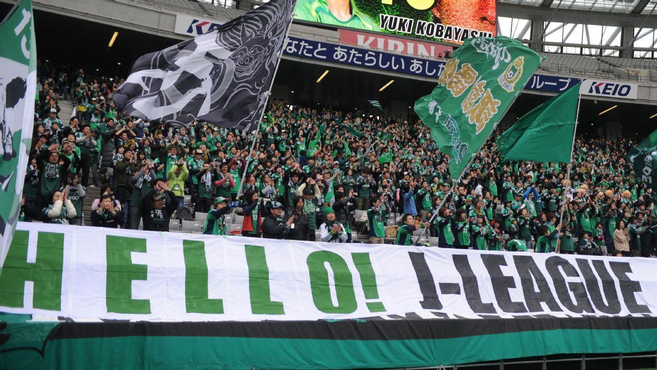 J-League Sign