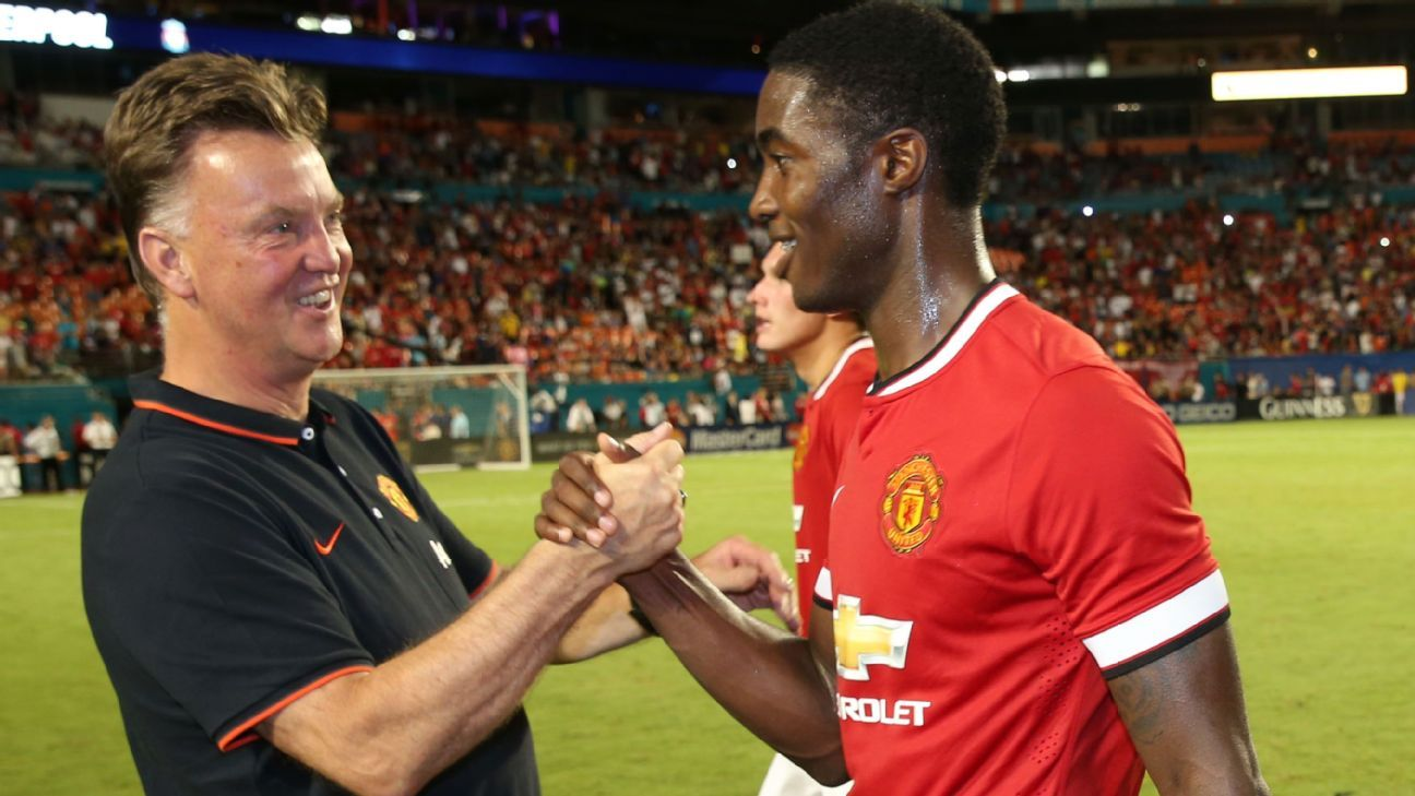 Van Gaal and Blackett