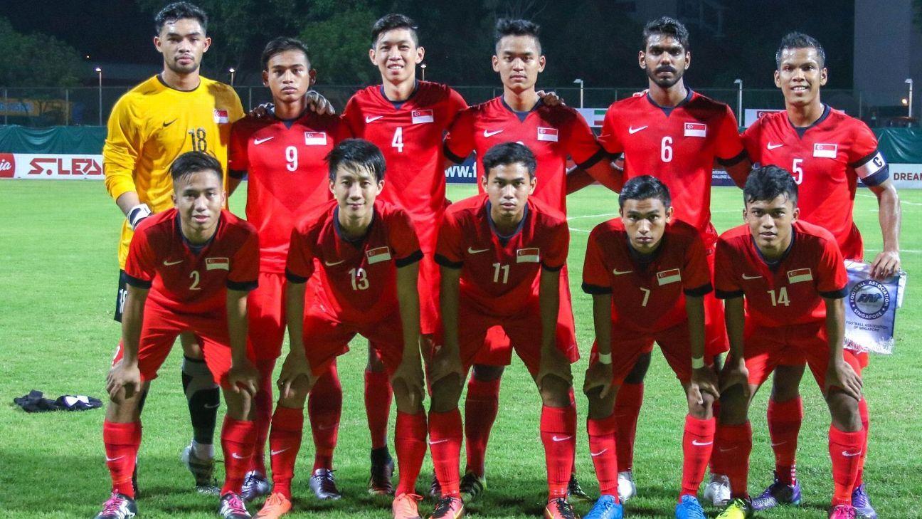 Singapore U21 team