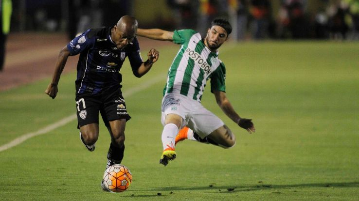 Independiente del Valle vs. Atletico Nacional