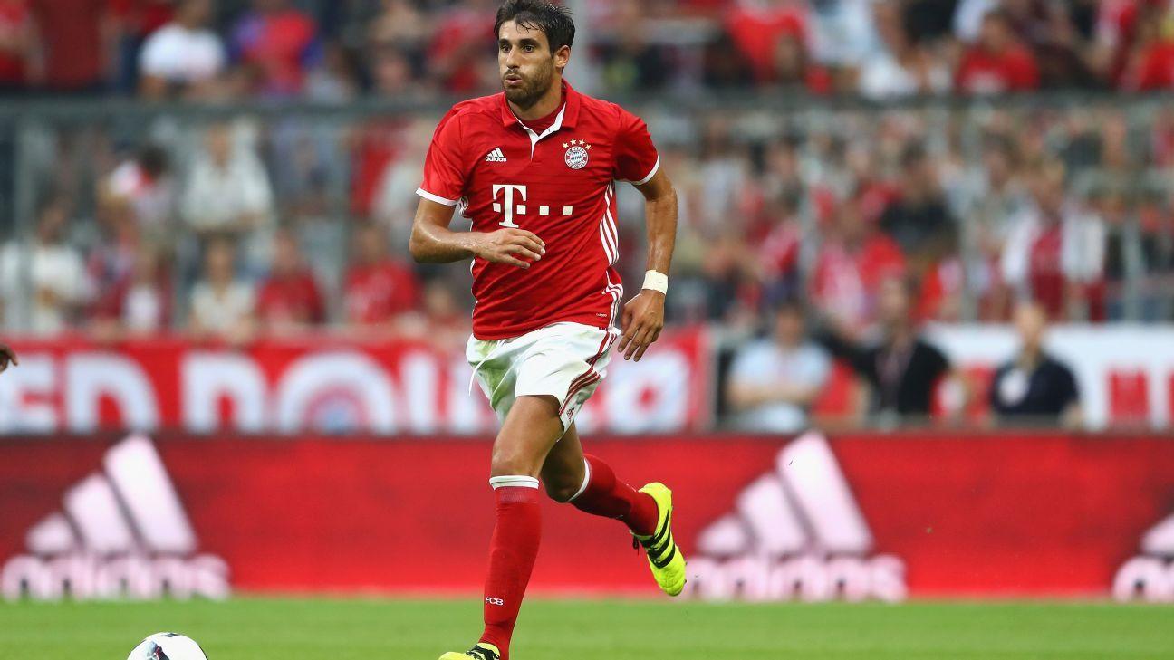 Javi Martinez to miss Spain qualifiers due to thigh injury ESPN FC