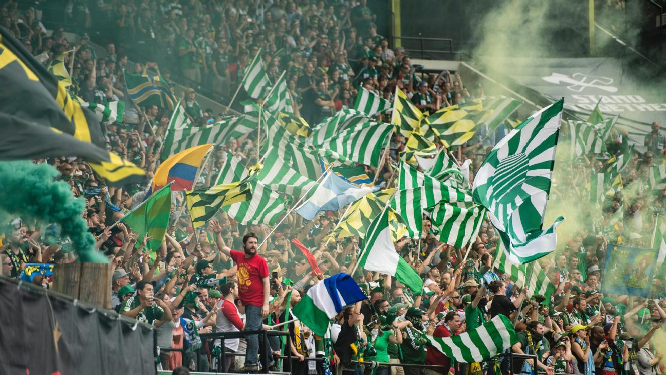 Portland Timbers plan to expand Providence Park by 4,000 seats