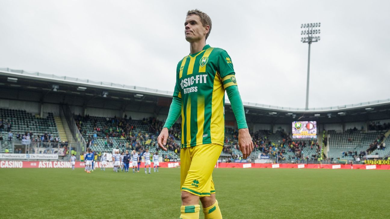 Thomas Kristensen of ADO Den Haag