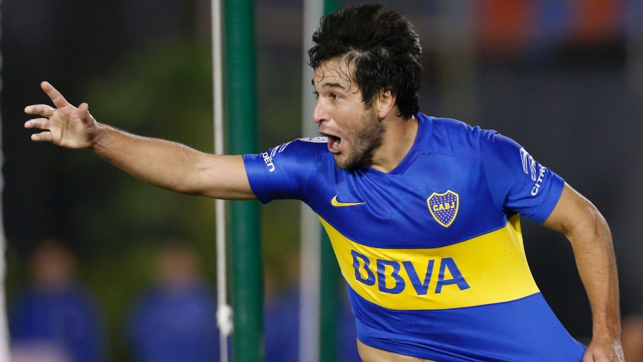 Lodeiro Boca Juniors Seattle Sounders