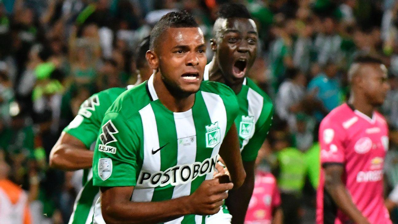 Nacional Copa Libertadores