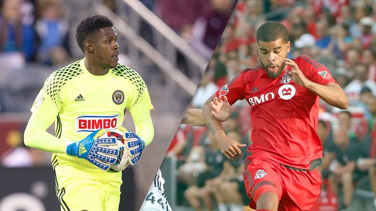 Andre Blake and Jordan Hamilton are among the current MLS names whose names will continue to resonate.
