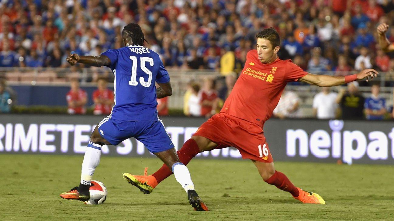 Marko Grujic vs Chelsea