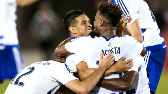 FC Dallas has never won an MLS Cup, but could end up with a manageable title road.