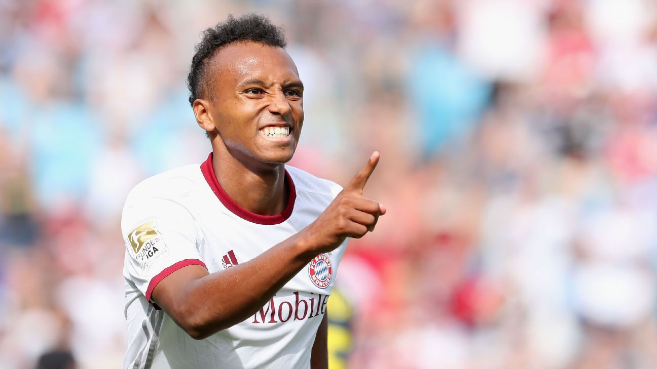 Julian Green was the star of the show against Inter Milan.