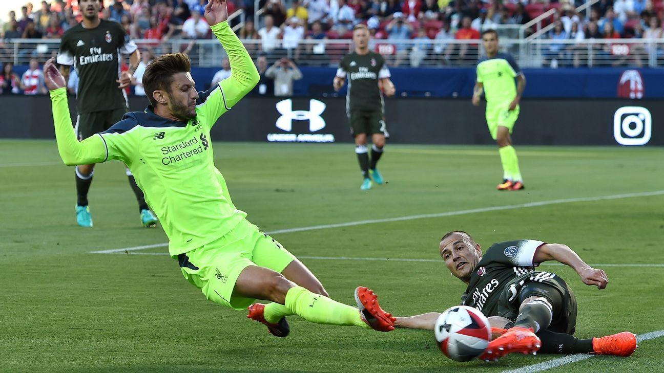 Liverpool vs. AC Milan