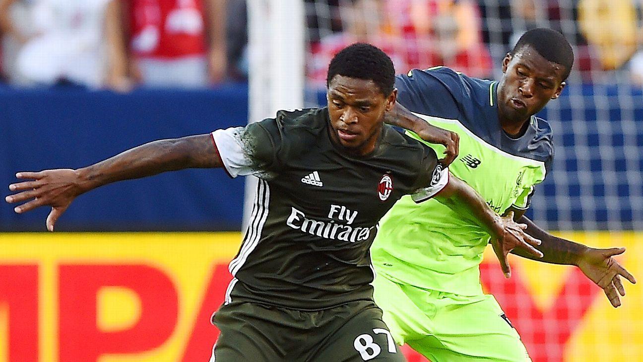 AC Milan keen on selling Luiz Adriano to Spartak Moscow ESPN FC