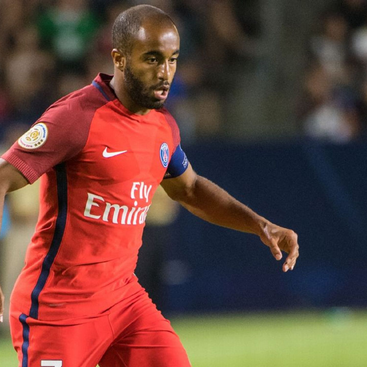 Lucas Moura Stats 2015: Lucas Moura And Jean-Kevin Augustin Raring To Go For PSG