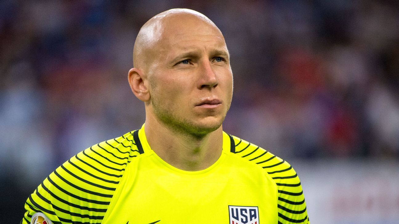 Guzan's adaptation in Atlanta will help determine his place at the World Cup