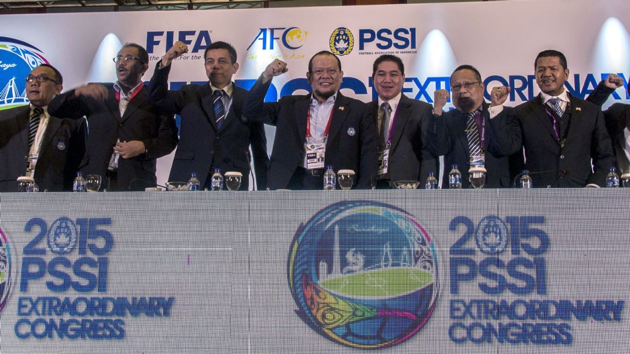 Indonesia PSSI committee