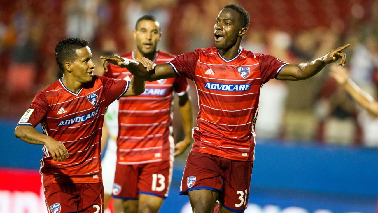 FC Dallas celeb vs Esteli 160804