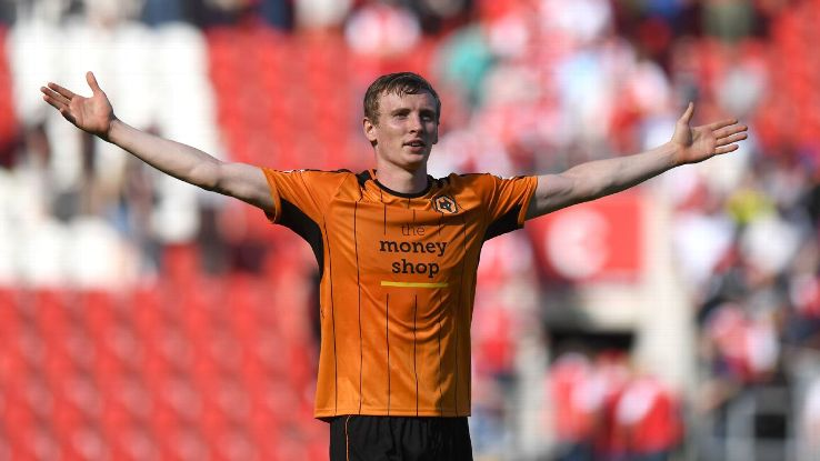 New Wolves Signing Bodvarsson Leads Fans In Icelandic