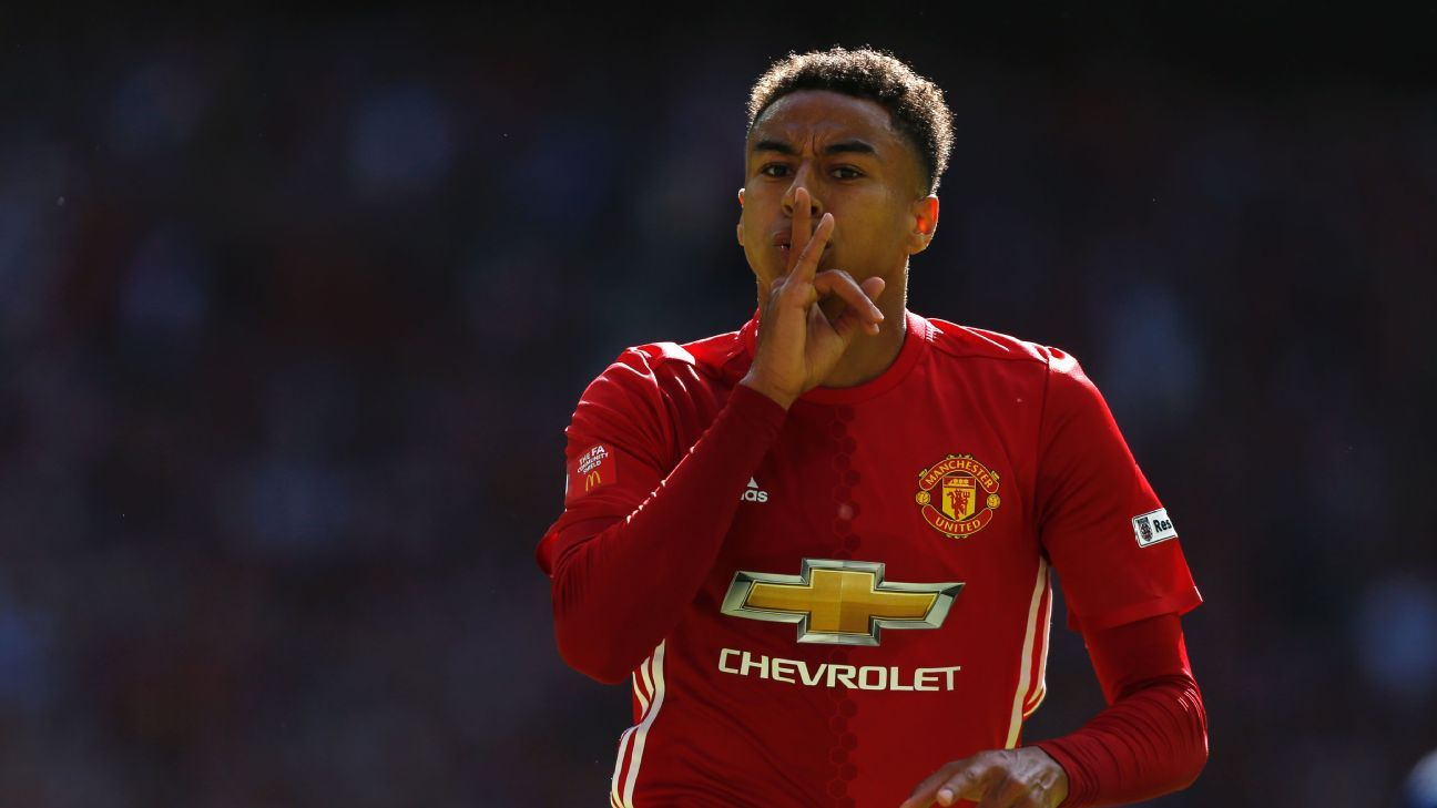 Jesse Lingard has earned his chance with Manchester United ...